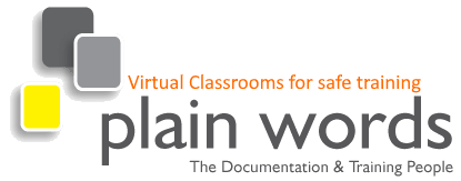 Plain Words - the Documentation and Training People